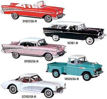1957 Chevy Collection