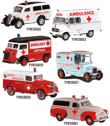 Ambulance series 1