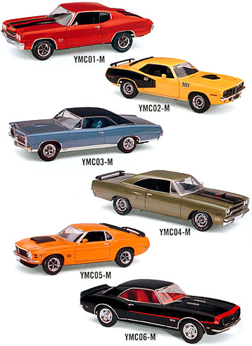 American Muscle Cars 1